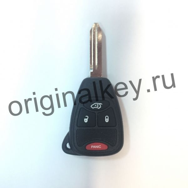 Ключ для Chrysler Pacifica 2004-2008, Jeep Liberty 2005-2007, 315MHz