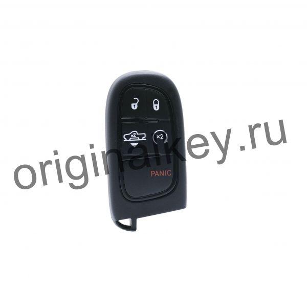 Ключ для Dodge Ram 1500, Ram 2500, Ram 3500 2014-, 5 buttons