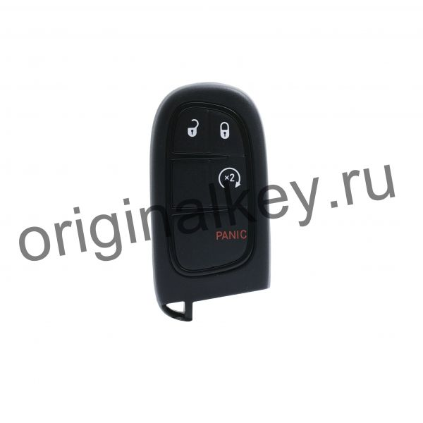 Ключ для Dodge Ram 1500, Ram 2500, Ram 3500 2013-, autostart button