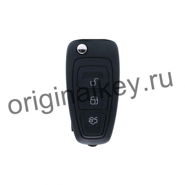 Ключ для Ford Focus 3 2011-2015, Mondeo 4 2011-2014, 4D63x80, 433 Mhz