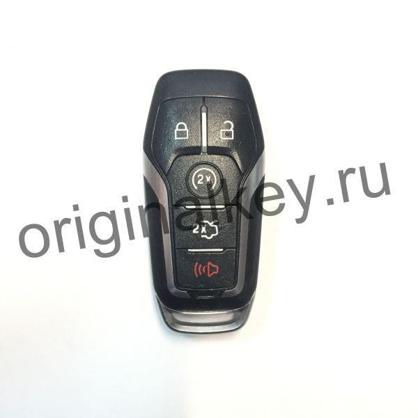Ключ для Ford Mustang 2014-, autostart