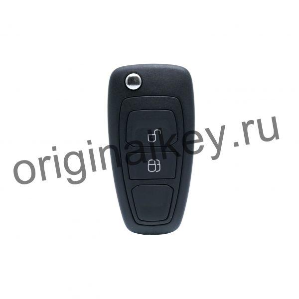 Ключ для Ford Ranger 2011-