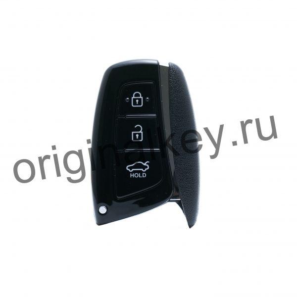 Ключ для Hyundai Azera 2011-2014, DST AES