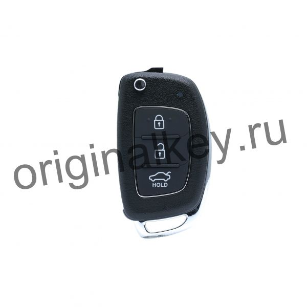 Ключ для Hyundai i40 2013-, 4D60x80