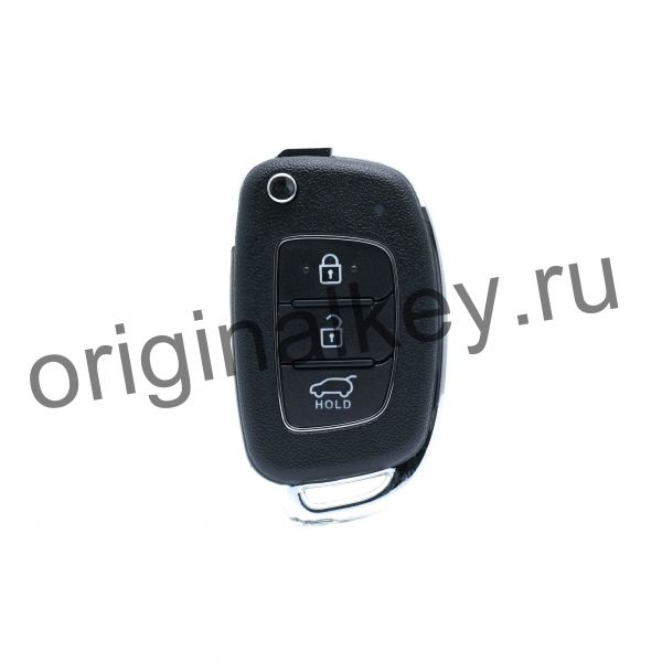 Ключ для Hyundai Santa Fe 2015-, 4D60x80