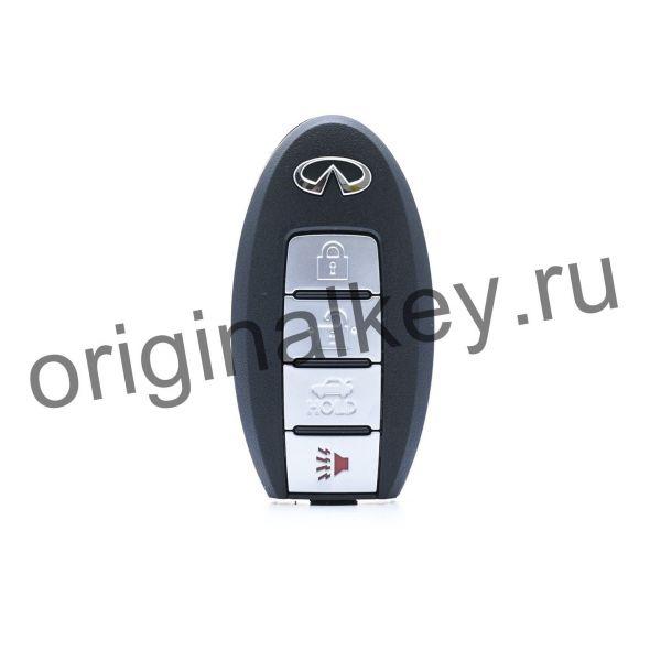 Ключ для Infiniti G35 (V35) 2004-2007