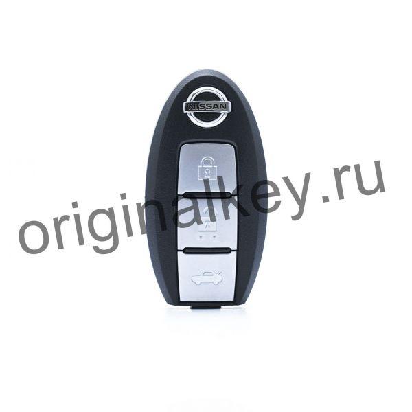 Ключ для Infiniti G37 2007-, Skyline 2006-2014, Teana 2007-2010, Япония