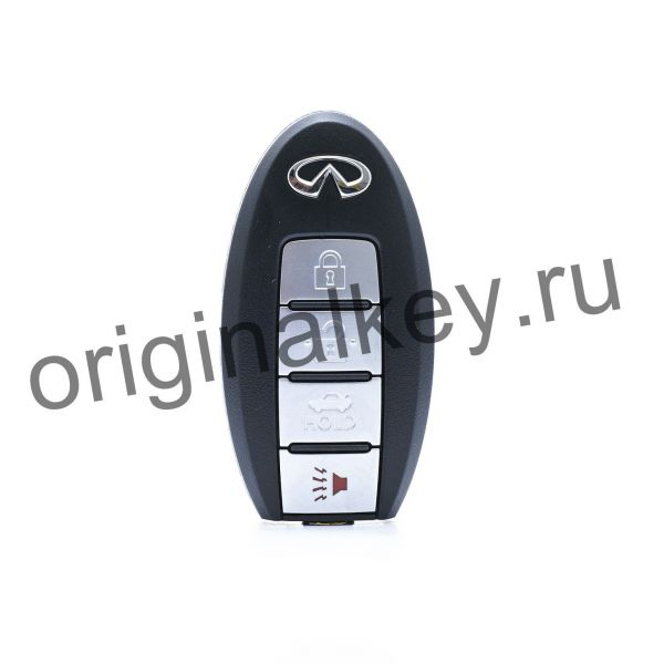 Ключ для Infiniti G37 Coupe 2007-2008 , G35/37/25 Sedan 2006-2008, PCF7952