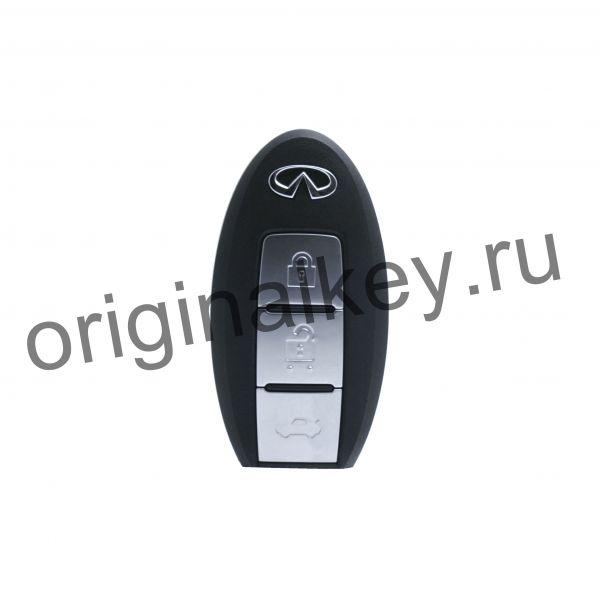 Ключ для Infiniti M35/45 2008-2010, PCF7936