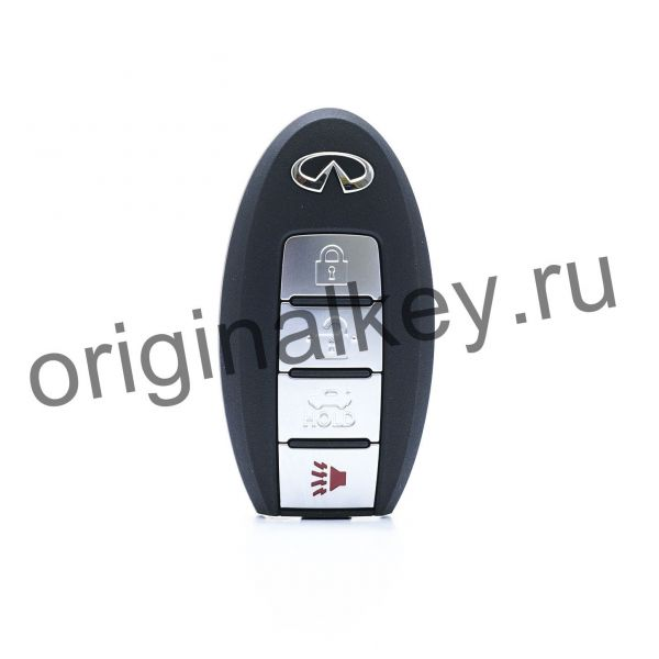 Ключ для Infiniti M37/56 (Y51) с 2010 года, PCF7952, 315Mhz