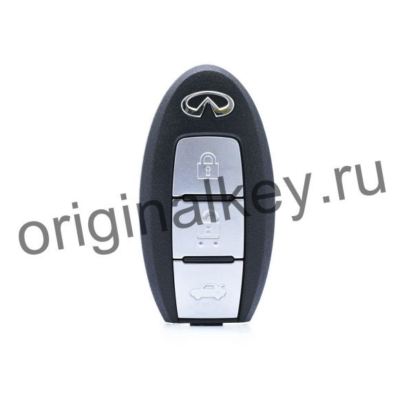 Ключ для Infiniti Q50 2013-, Infiniti Q60/G Coupe 2016-, HITAG AES
