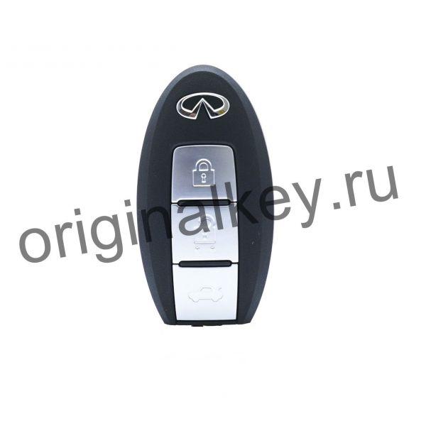 Ключ для Infiniti Q70/M Hybrid 2011-, Q70/M 2010-, PCF7952