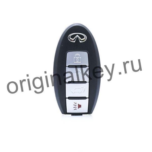 Ключ для Infiniti QX70/FX 2010-, PCF7952, 315Mhz