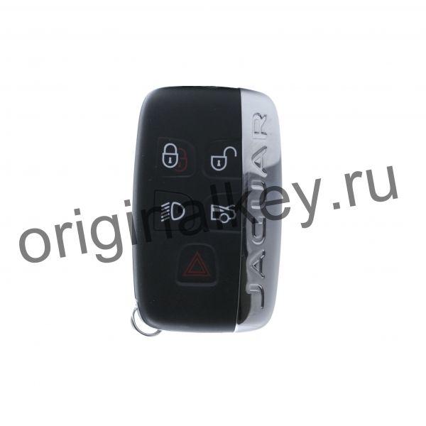 Ключ для Jaguar XF c 2013 года, Jaguar XJ c 2010 года, 315Mhz