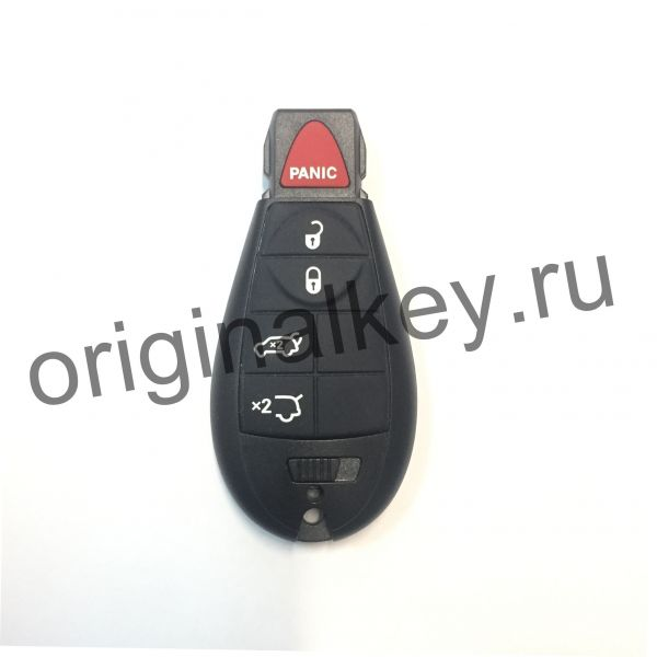 Ключ для Jeep Dodge Chrysler, PCF7941, Америка. 5 buttons
