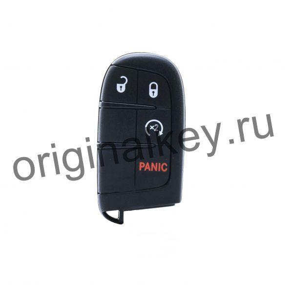 Ключ для Jeep Grand Cherokee 2014-, PCF7945, M3N-40821302