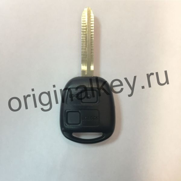 Ключ для Land Cruiser Prado 2004-2009, FJ Cruiser 2007-2010 , 4D67