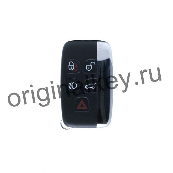 Ключ для Land Rover Discovery 4, Freelander 3, 433 Mhz