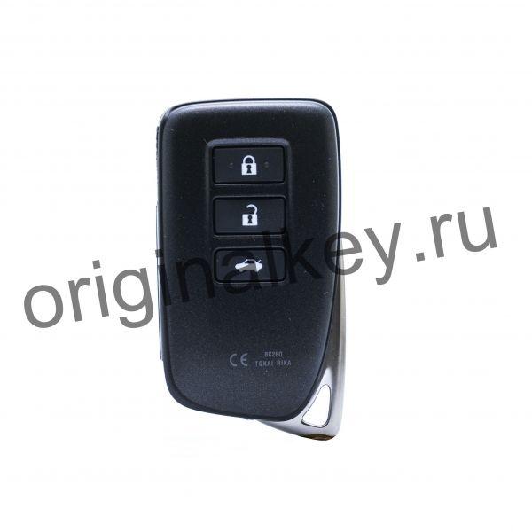 Ключ для Lexus ES200/250 2015-, MDL BC2EQ