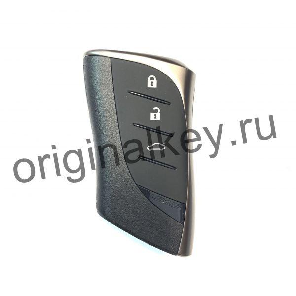 Ключ для Lexus ES250/350 2018-, B2C2K2R