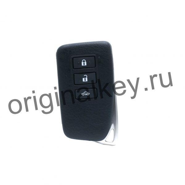 Ключ для Lexus ES250/350/300H 2012-2015, GS250/350/400H 2012-, MDL BC2EQ