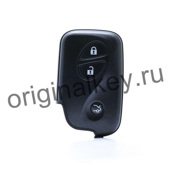 Ключ для Lexus GS300/350/430/460/450H 2006-2008, MDL B53EA