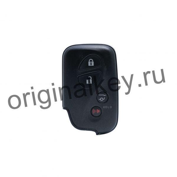 Ключ для Lexus GX460 с 2009 года выпуска 315 Mhz. HYQ14ACX. б/у