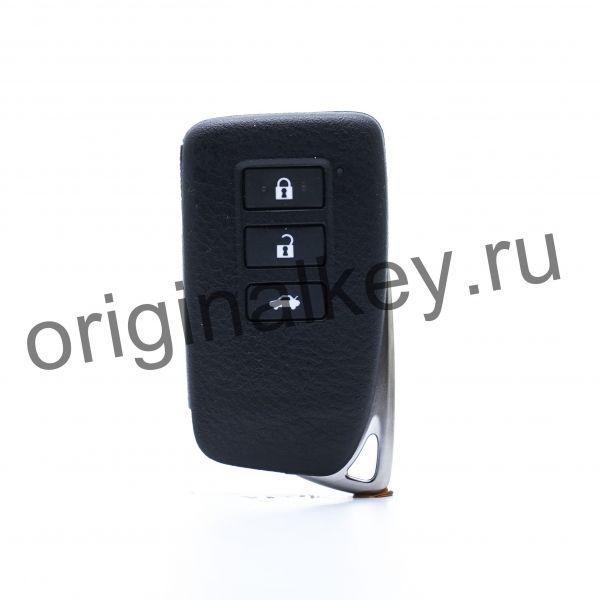 Ключ для Lexus IS250/300H 2013-2015, RC350,300H/200T 2014-2015, MDL BG1EW