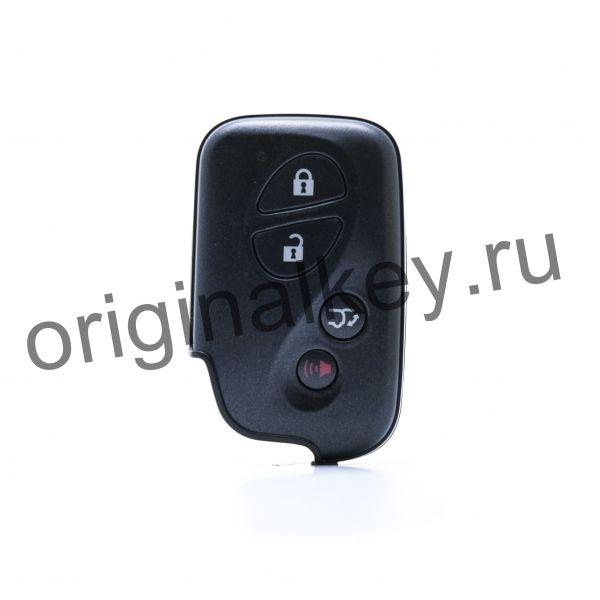 Ключ для Lexus LX570 2008-2015