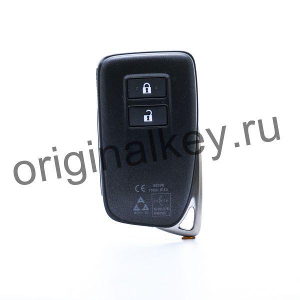 Ключ для Lexus NX200/300H 2014-, LX450D 2015-, LX570 2015, MDL BG1EW
