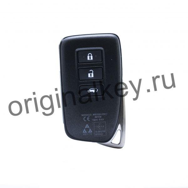 Ключ для LEXUS NX200/300H 2014-, LX450D 2015-, LX570 2015-, MDL BG1EW