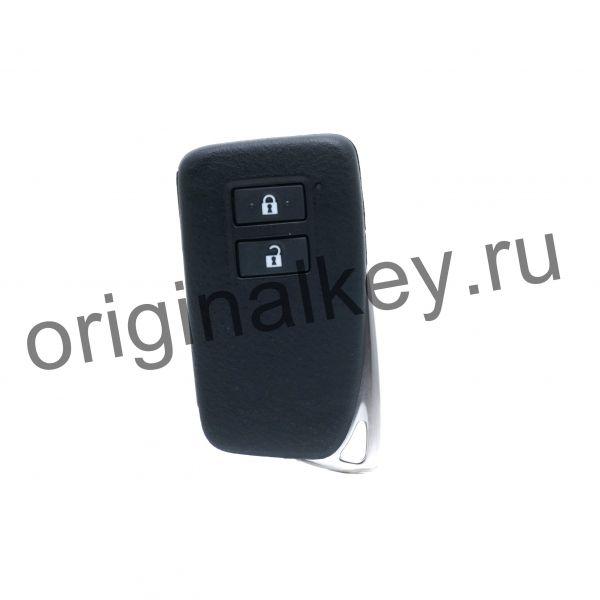 Ключ для Lexus NX200/300H с 2014, Hybrid, BG1EW