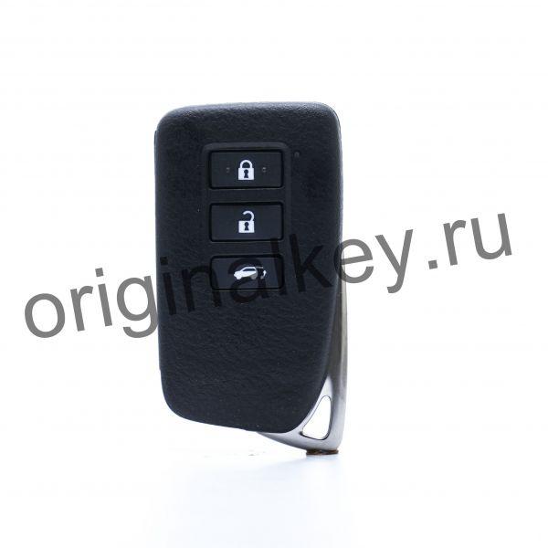Ключ для Lexus NX200/300H 2014-, Hybrid, BJ1EW