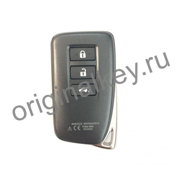 Ключ для Lexus RX450H/350/350L/200T 2020-, B2X2K2R