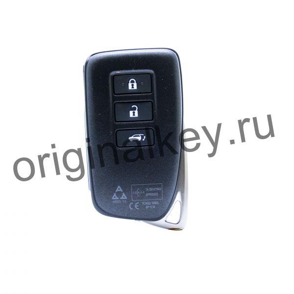 Ключ для Lexus RX450H/350/350L/200T 2015-, MDL BP1EW