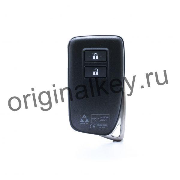 Ключ для Lexus RX450H/350/200T 2015-, MDL BP1EW