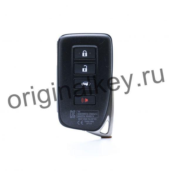 Ключ для Lexus RX450H/350/200T с 2015 года