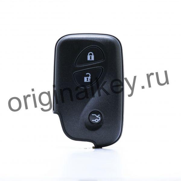 Ключ для Lexus LS460/460L 2008-2009, GS300/350/430/460 2008-2009, MDL B53EA