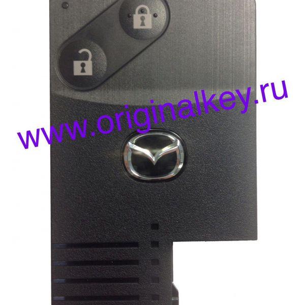 Ключ для Mazda 5 2005-2010, Mazda 6 2005-2007, Mazda 6 Wagon 2005-2007