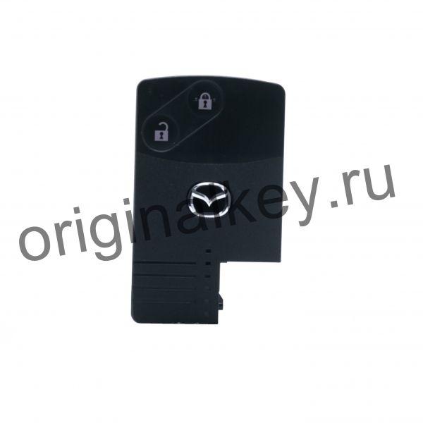 Ключ для Mazda 5 2005-2010, Mazda 6 2005-2007., Mazda 6 Wagon 2005-2007
