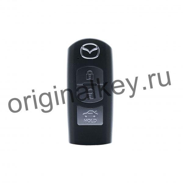 Ключ для Mazda Axela 2013-, Atenza 2012-, Roadster 2015-, PCF7953