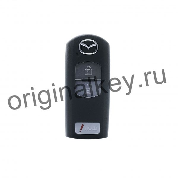 Ключ для Mazda CX7/CX9 с 2010 года, 315 Mhz