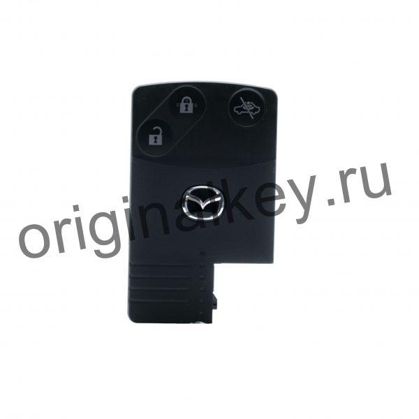 Ключ для Mazda CX 7 2007-2010