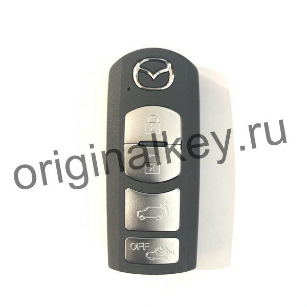 Ключ для Mazda CX-9 2010-