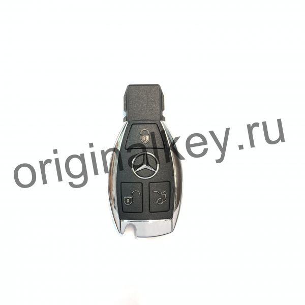 Ключ для Mercedes W204, W207, W212, Keyless Go, 315 Mhz, FBS3