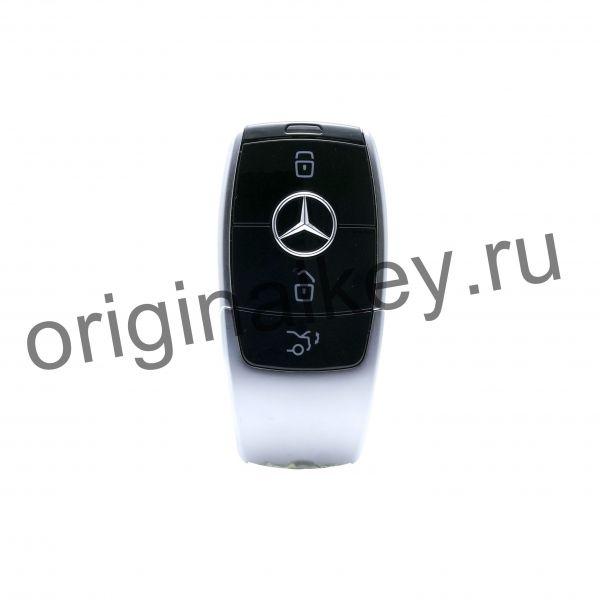 Ключ для Mercedes W222 2017-