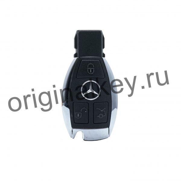 Ключ для Mercedes W222, C217 с 2013 года, FBS4