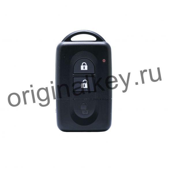 Ключ для Micra 2002-2016, Note 2006-, NV200 2009-, Tiida 2007-2015, 4D60