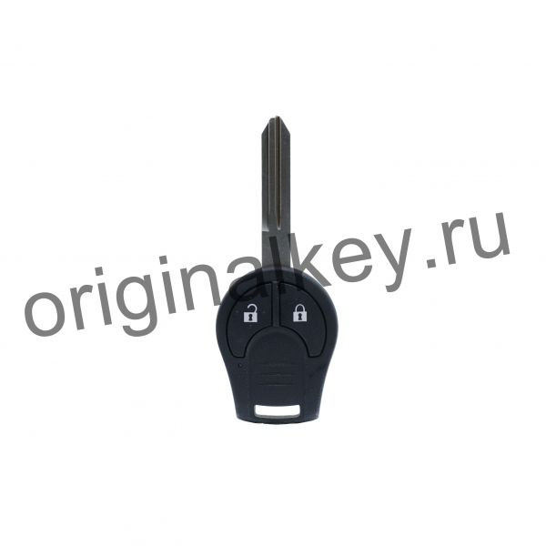 Ключ для Nissan Juke 2010-2014, Cube 2009-, NP300 2010-, Tiida 2015-, PCF7936