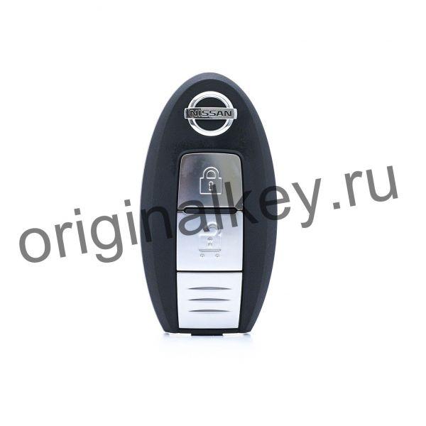 Ключ для Nissan Juke 2010-, Leaf 2010-, Note 2012-, Serena 2013-, PCF7952